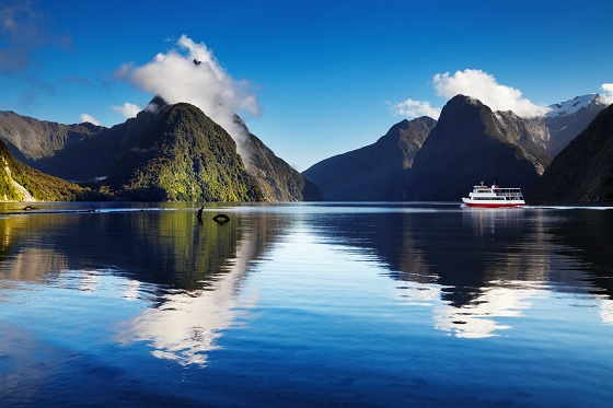 Newzealand_Milford Sound