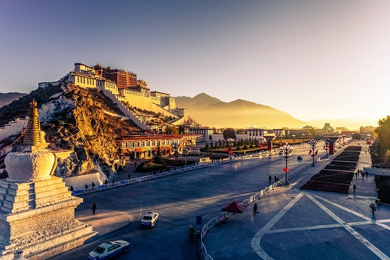 The Potala Palace_560x373