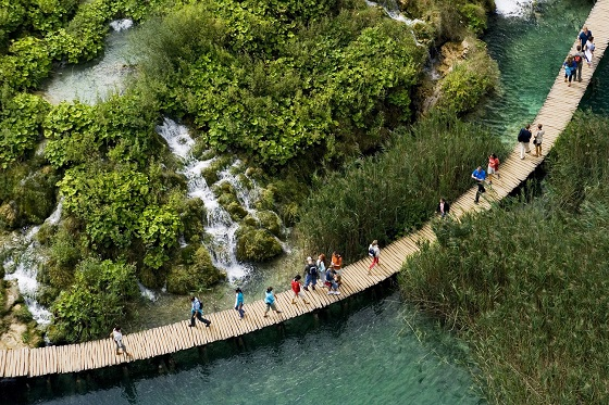Croatia_Plitivice Lakes National Park1_560X373
