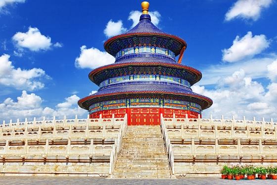 Beijing - Temple of Heaven560x373