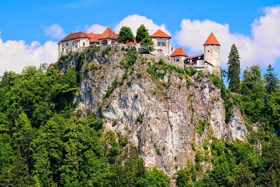 Slovenia_Bled Castle3_560X373