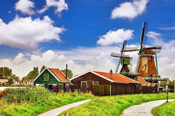 Holland_Zaanse Schans3_560X373
