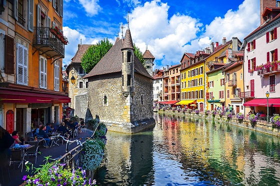 France_Annecy_Island Palace_560X373