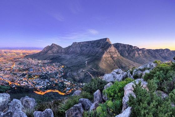 South Africa_Cape Town-Table Mountain_560X373