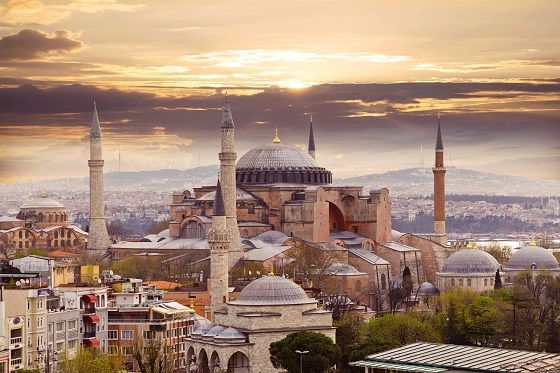 Turkey_Istanbul_St. Sophia2_560X373
