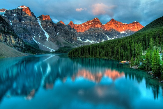 Canada_Banff National Park1_560X373